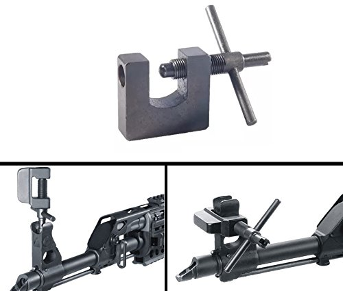 Ultimate Arms Gear Tactical SKS AK 47 AK-47 Rifle Machined Steel Front Sight Windage And Elevation Adjustment Tool (Ak 47 Gear)
