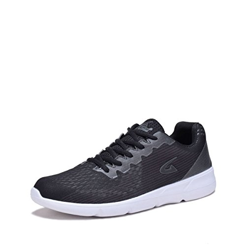 Greens Dreamseek (6281lm) Mode Ademende Sneakers Sport Hardloopschoenen Zwart