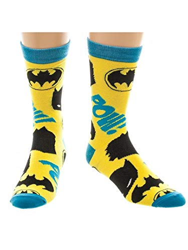 Batman Symbols Calcetines multicolores