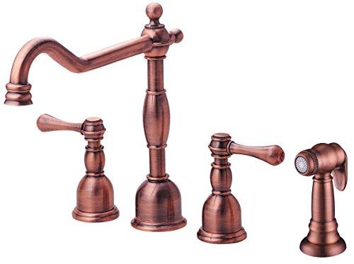 Danze kitchen copper faucet kitchen copper danze faucet for Danze inc