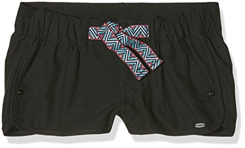 O'Neill Mädchen Badeshorts PG Chicas Solid Shorty, Black Out, 140, 608182-9010