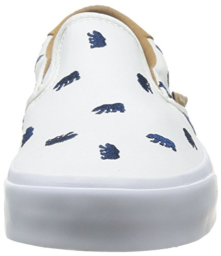Vans U 59 Ca - Slip-On Unisex adulto Blanco