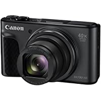 Canon compact digital camera PowerShot SX730 HS black optical 40x zoom PSSX730HS (BK)(Japan Import-No Warranty)