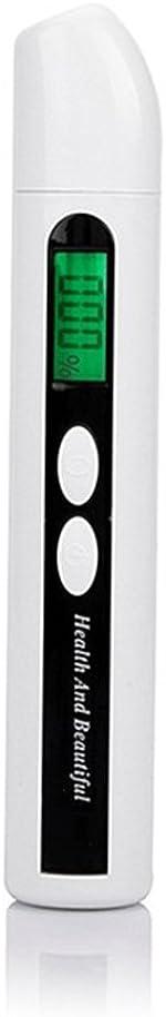 Zinnor Portable Skin Facial Moisture Analyzer Digital Monitor Tester Face Skin