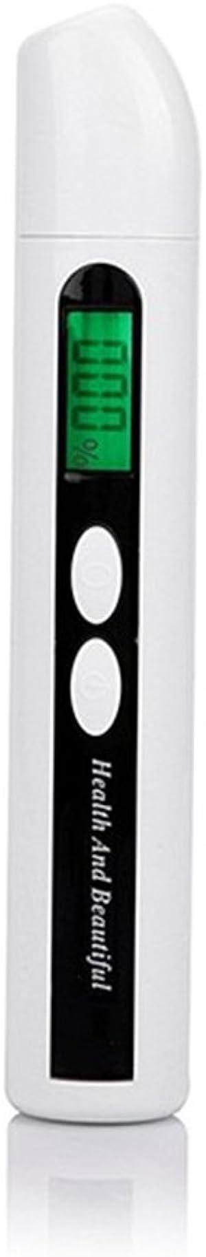 Zinnor Portable Skin Facial Moisture Analyzer Digital Monitor Tester Face Skin Sensor Tester Oil Detector Skin Care Tool