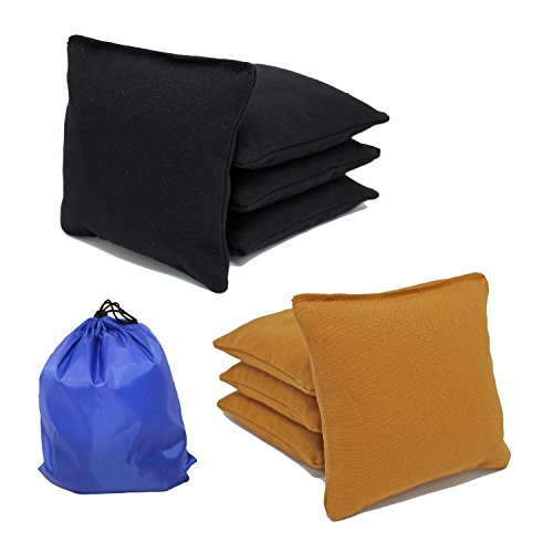Free Donkey Sports 8 All-Weather Cornhole Bags - Choose from 25 Colors- Plastic Pellets - Bag Cornhole Specifications