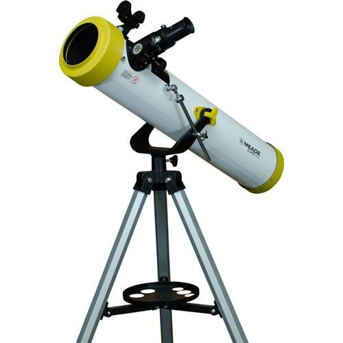 Meade EclipseView 76mm Reflecting Day or Night Telescope with Removable Filter (227003) by Meade