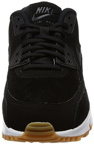 Light de para Mujer Air 90 Gimnasia Zapatillas White Gum Max Nike Negro Se Brown Black Black wC0gOqXqx