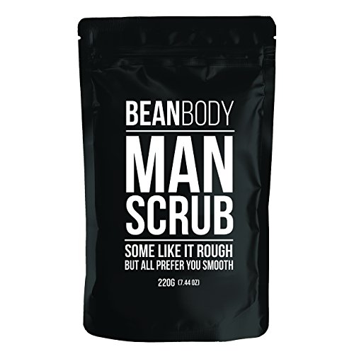 Men'S Exfoliating Body Scrub - 5