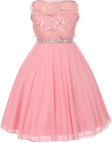 Romantic Bridals Flower Girl Dress - 3