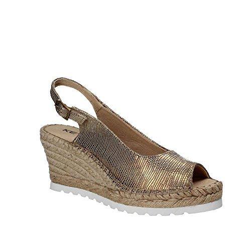 Keys , Damen Sneaker Gold