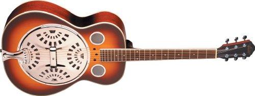 Oscar Schmidt OR4TS Resonator Guitar (Spider Resonator Guitar)
