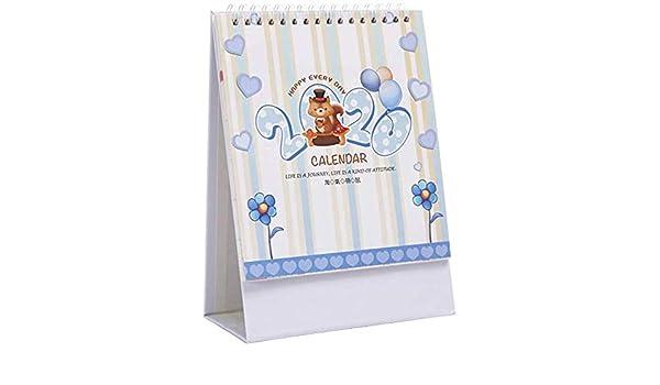 AGWa Calendarios de escritorio calendarios calendarios de pared ...