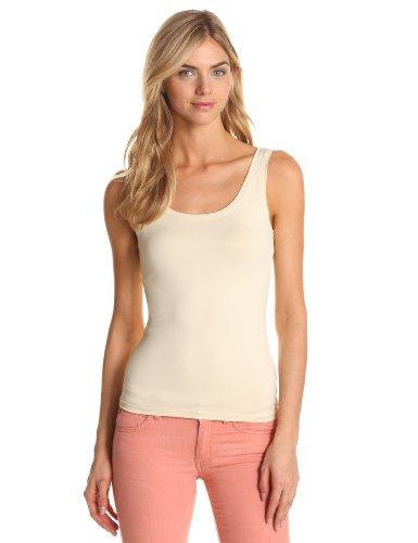 Karen Kane Womens Long Super Soft Tank Shirt