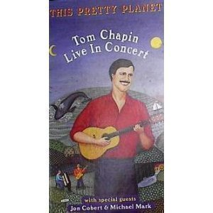 This Pretty Planet: Tom Chapin Live in Concert [VHS] by Sony