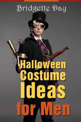 Halloween Costume Ideas for Men - Best Creative Costumes for Men]()