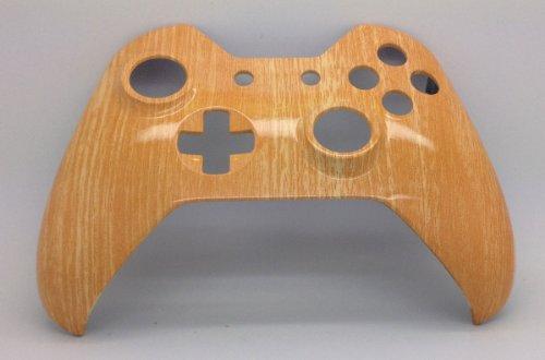 E-MODS GAMING® Xbox One Original Hydro Dipped Woodgrain