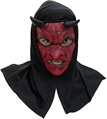 Amazon evil devil with hood mask costume halloween party evil devil with hood mask costume halloween party ebook fandeluxe PDF