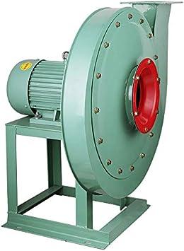Ventilador centrífugo silencioso de alta presión, ventilador de ...