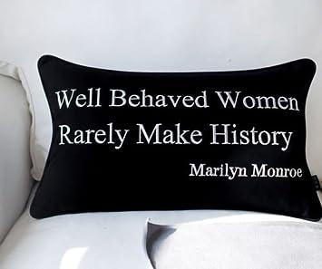 Guse caso cita bien educados mujeres rara vez hacer historia ...