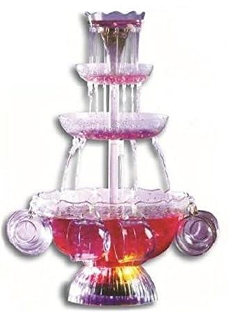 Cocktail Füllfederhalter Elektrischer Bowletopf/Wasserfall Wein ...