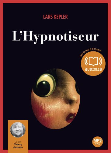 LARS KEPLER- L'Hypnotiseur