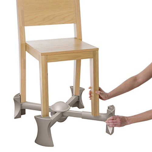 - KABOOST Portable Chair Booster - Natural