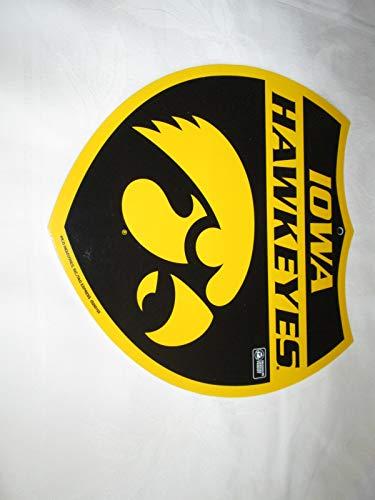 - Rico Iowa Hawkeyes Plastic Interstate Sign