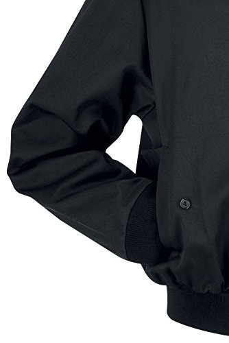 Brandit Lord Canterbury Chaqueta Negro tamaño S