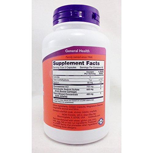 glucosamine chondroitin mins