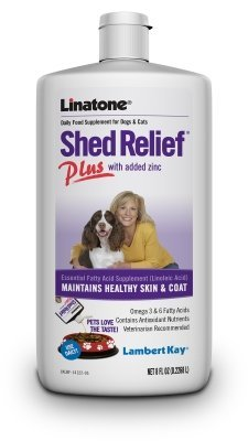 "PBI GORDON CORPORATION - LAMBERT KAY LINATONE PLUS SUPPLEMENT (8 OZ) ""Ctg: DOG PRODUCTS - DOG HEALTH - VITAMINS & SUPP"""