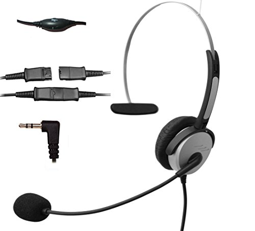 Voistek Telephone Cancelling Headphone Microphone product image