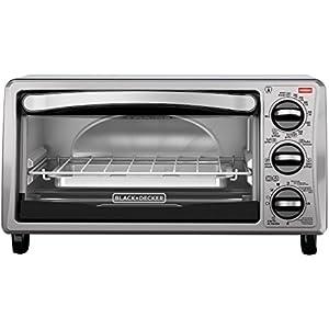 4-Slice Toaster Oven