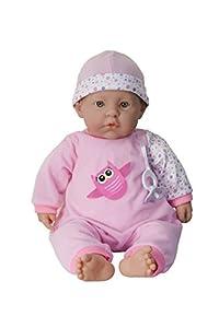 Amazon Com Jc Toys La Baby 20 Inch Soft Body Pink Play