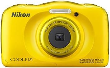 Nikon Coolpix S33 Fotocamera digitale 14.17 megapixel