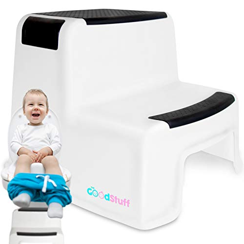 Toddler Step Stool for Kids - Potty Training St...