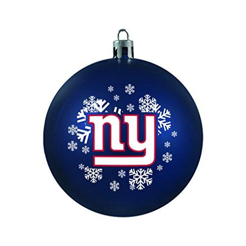 NFL New York Giants Shatterproof Ornament (Ny Giants Ornaments)