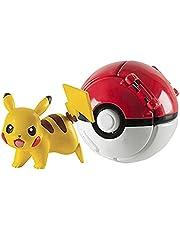 Pokémon Ball, Pokémon ballen om te werpen, Pokémon figuren, speelgoedbal voor volwassenen en kinderen, feest, speelgoed, cadeau