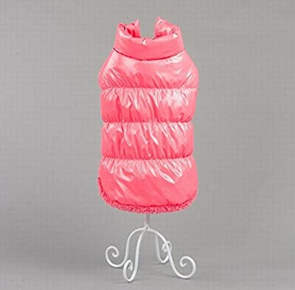 Buy Pink Xl T Meng Warm Dog Clothes For Small Dogs Winter Casual