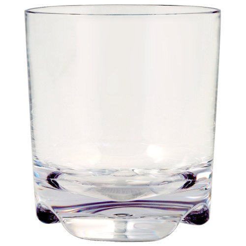 Strahl Vivaldi 12-Ounce Clear Tumbler, Set of 4 by Strahl