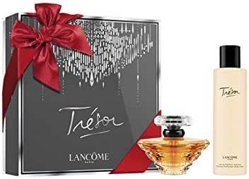 Lancome - Estuche de regalo Edición Prestige Eau de Parfum Trésor Lancôme: Amazon.es: Belleza