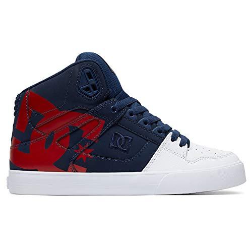Nrd Sneaker Shoes Black Dc Hi Men's Sp Top Pure Wc O0w8U