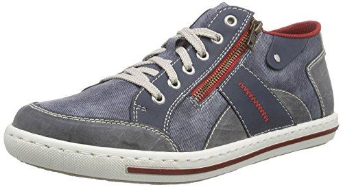 Chaussures Chaussures fum 45 Jean Denim Blanc De 19012 19012 19012 Sport Haut Rieker Gris e Hommes q4pwZWnE