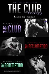 The Club Trilogy (The Club Series, Books 1-3)