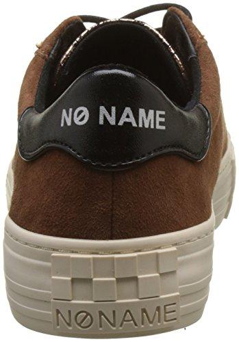 Nome Sconosciuto Signore Arcade Sneaker Etna / Pelle Scamosciata Di Capra Marron (cuivre / Zenzero)