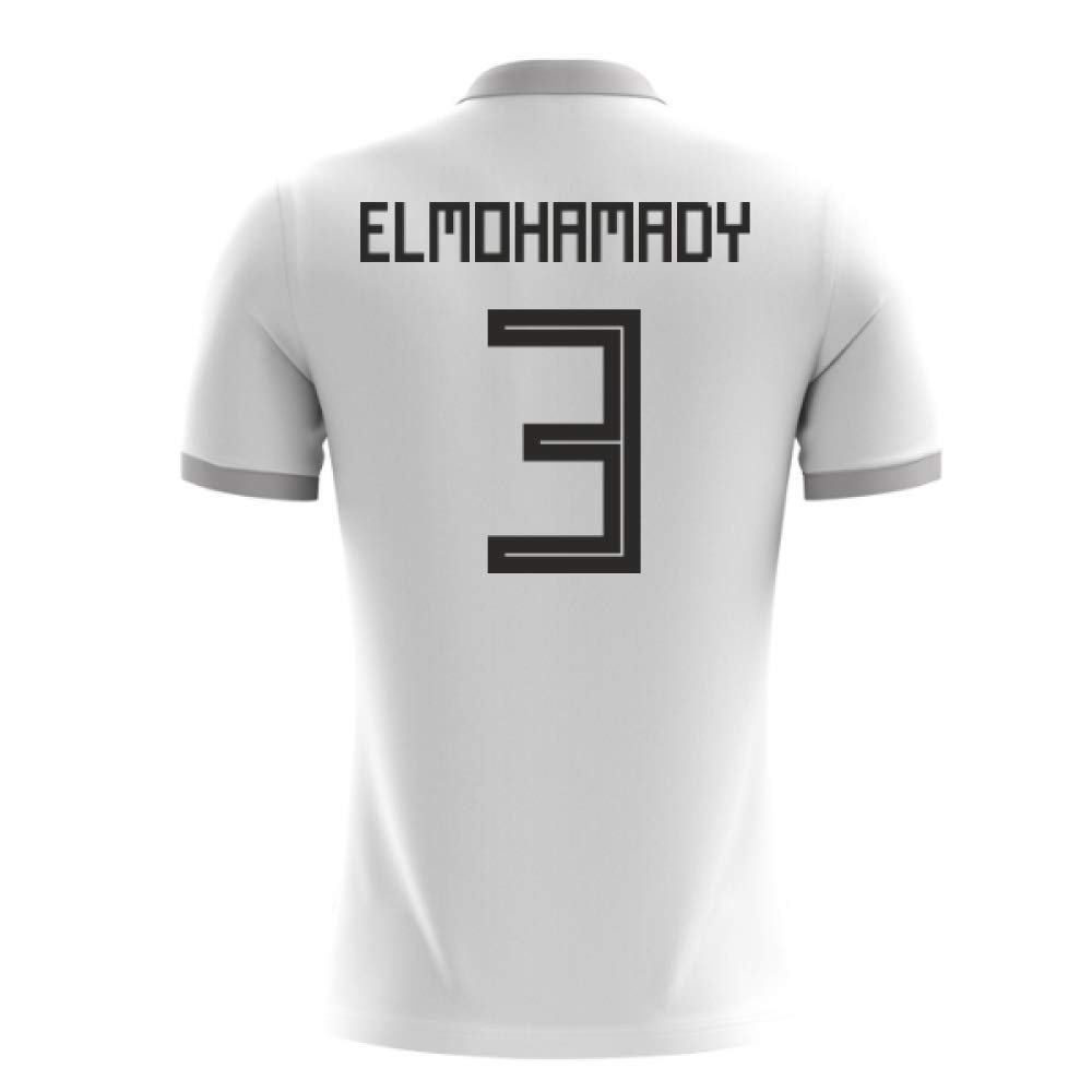 be4512957fa Amazon.com   2018-2019 Egypt Airo Concept Away Football Soccer T-Shirt  Jersey (Ahmed El Mohamady 3) - Kids   Sports   Outdoors