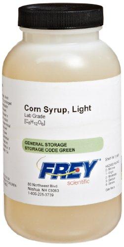 - Frey Scientific 562582 Lab Grade Corn Syrup, 16 oz