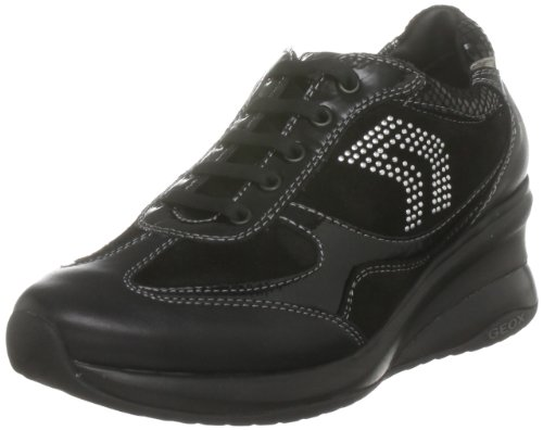 D E Women's Gold B Shoes Black Geox Walking W q57txtwa