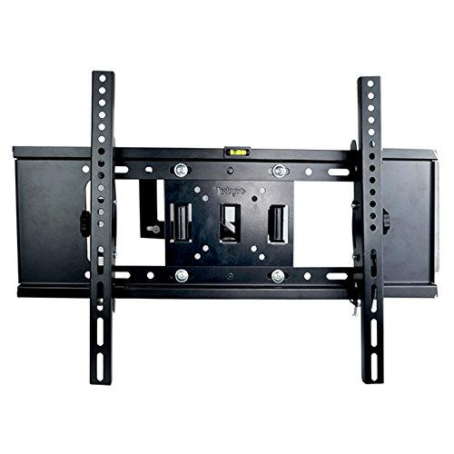 Sunydeal Full Motion Dual Arm TV Wall Mount Bracket for 2...