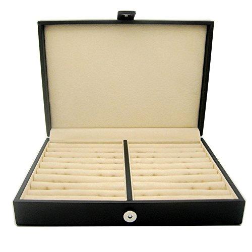 Honey Bear Cufflinks Jewelry Box - Leath - Cuff Display Shopping Results
